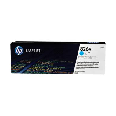 HP 826A LaserJet Toner Cartridge - Cyan
