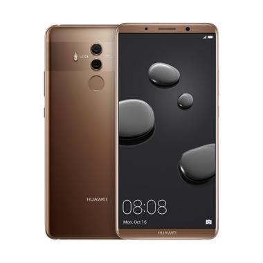 Huawei Mate 10 Pro Smartphone - Mocca Brown [128 GB]