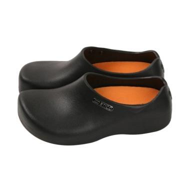 STICO NEC-03 Safety Chef Shoes - Black