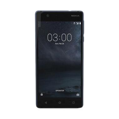 Nokia 3 Smartphone - Blue [16GB/2GB/LTE]