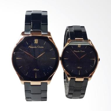 Alexandre Christie Asteria Stainles ... ck Rosegold [AC8517MH/LH]