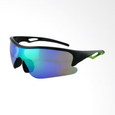 OJO Sport Outdoor Sport Cycling Bic ... with Blue Lens [I2I-8513]