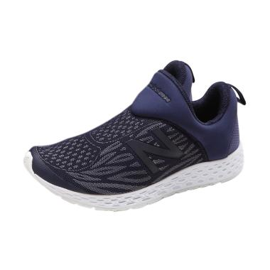 New Balance Zante Fresh Foam Slip O ... a - Black Navy [MLSZANTN]