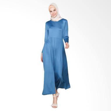 elzatta_elzatta-gamis-azra-505---blue_full04 10 Daftar Harga Gamis Biru Termurah saat ini