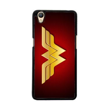 Flazzstore Wonder Woman Logo F0248 Custom Casing for Oppo Neo 9 A37
