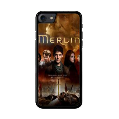 Flazzstore Merlin Fantasy Adventure ...  Casing for iPhone 7 or 8