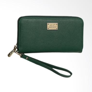 Lansdeal Lady Women Purse Clutch Wallet Small Bag Card Holder - Green