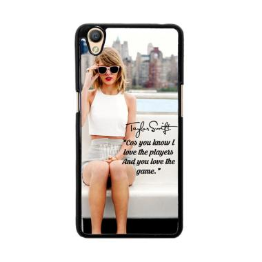 Flazzstore Taylor Swift 1989 Skylin ... Casing for Oppo Neo 9 A37