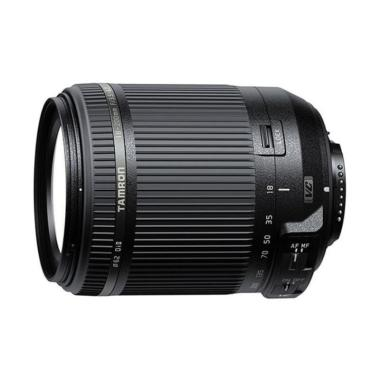 Tamron 18-200mm F/3.5-6.3 Di-II VC Lensa Kamera for Nikon