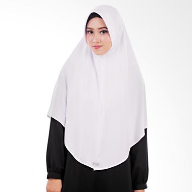 Atteena Hijab Aulia Keyra Jilbab Instan - White