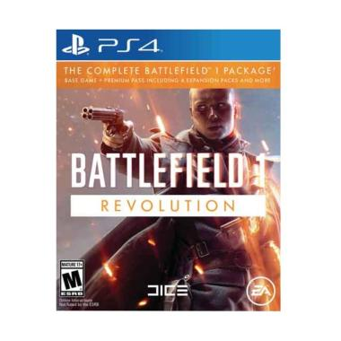 SONY PS 4 Battlefield 1 Revolution DVD Game [R3]