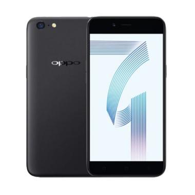 OPPO A71 Smartphone - Hitam [16 GB/ 2 GB]