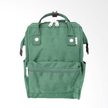 Anello HD Casual Backpack Multifungsi - Green