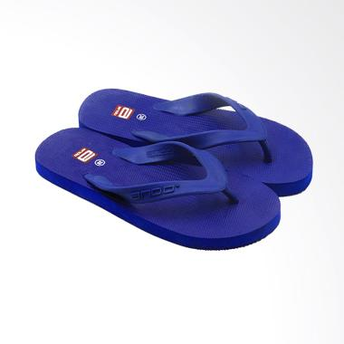 Ando Hawaii Sandal Jepit Pria - Blue