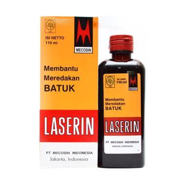 Laserin Sirup Obat Batuk Herbal [110 mL]