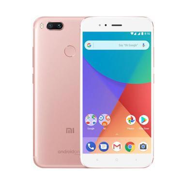 Xiaomi Mi A1 Smartphone - Rose Gold [64 GB/ 4 GB]