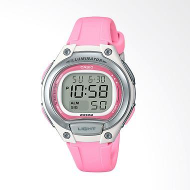 CASIO Sport LW-203-4AVDF Jam Tangan Wanita - Pink