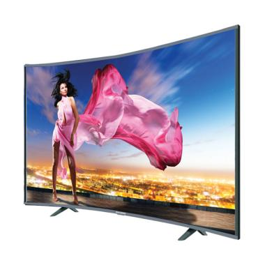 Ichiko S4998 Ultra HD 4K Curve Basic TV LED [49 Inch]