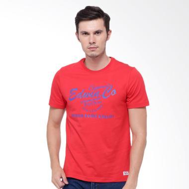 February Baju Terbaru Jual Edwin Shirt Produk T 2019 YFqrYTa