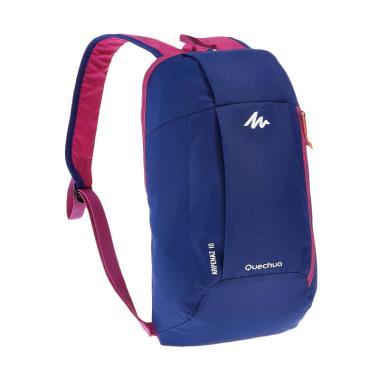 Arpenaz Quechua Hiking Backpack - Blue purple [10 L]