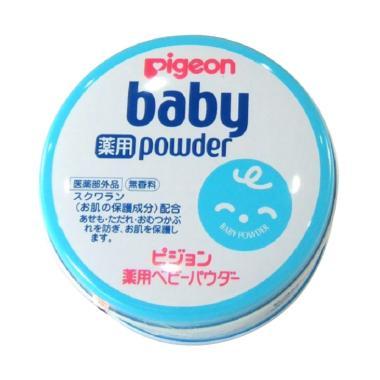 Pigeon Medicated Baby Powder Cake [150 g]