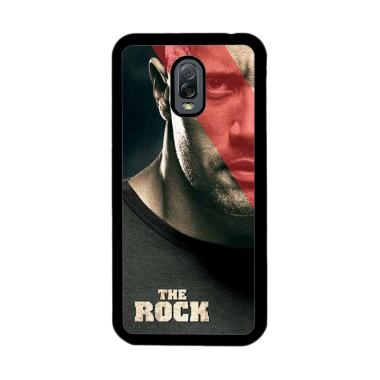 Flazzstore The Rock Dwayne Johnson  ... or Samsung Galaxy J7 Plus