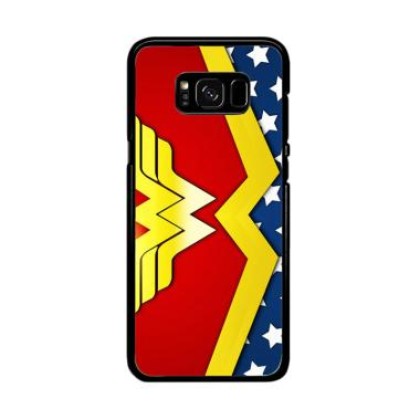 Acc Hp DC Comics Superhero Wonder W ... ing for Samsung Galaxy S8