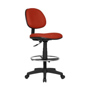 HighPoint ECO15 Eco Series Bar Stool Kursi Kantor - Red