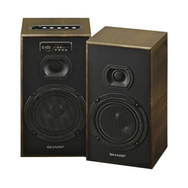 Speaker Sharp CBOX-B625UBO PMPO 9.0 ... (Free Ongkir Jabodetabek)