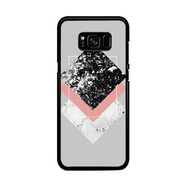 Acc Hp Geometric Textures E1464 Casing for Samsung Galaxy S8