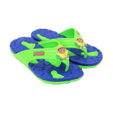 Kiri Kanan K 38 Sandal Jepit Anak Laki Laki - Green