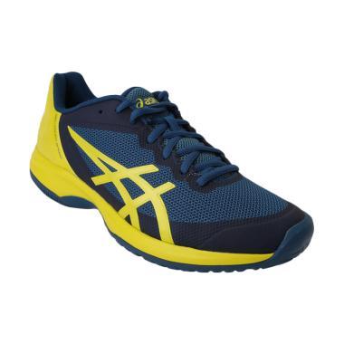 Asics Gel Court Speed Sepatu Tennis Pria - Multicolor [ASIE800N4589]