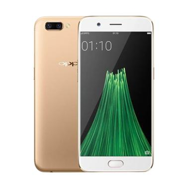 Oppo R11 Smartphone - Gold [64 GB/ 4 GB]