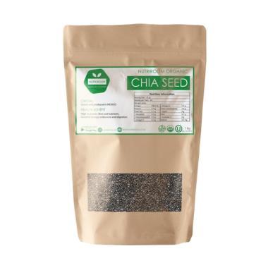 NUTRIROOM Chia Seed Organik Makanan Diet [1 kg]