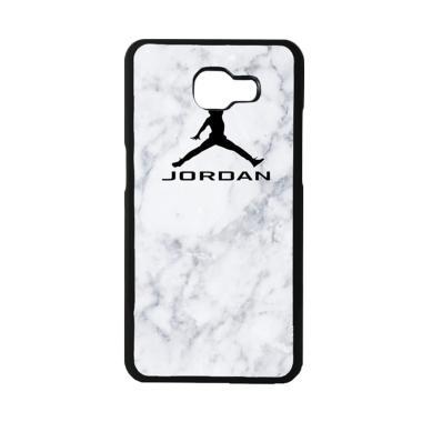 Acc Hp Air Jordan Marble G0037 Casing for Samsung Galaxy A7 2016