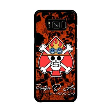 Acc Hp Portgas D Ace W5128 Custom Casing for Samsung Galaxy S8 Plus