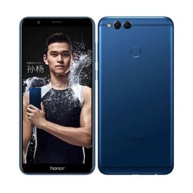 Huawei Honor 7x Smartphone - Blue [64GB/4GB]