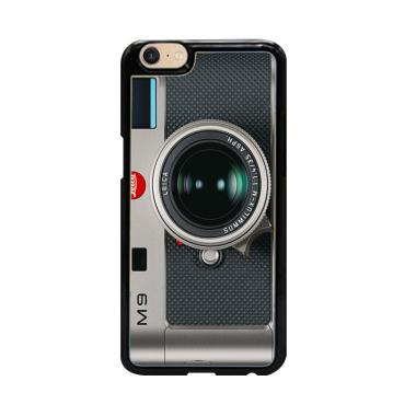 Flazzstore Camera Leica O1275 Custom Hardcase Casing for Oppo F3