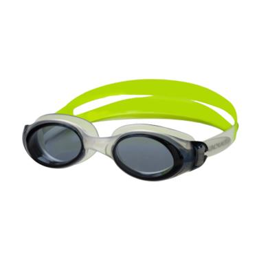 Barracuda Submerge Swim Goggle Kacamata Renang Unisex - Green [#13355]