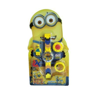 Lego Watch 1030040156-4 Lego Minions Jam Tangan Anak Laki-laki