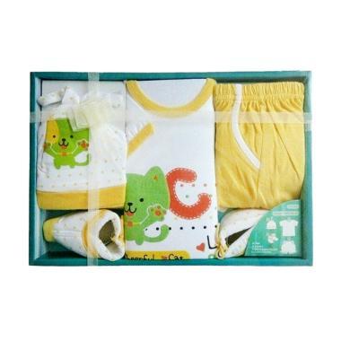 Kiddy 11144 Baby Set Pakaian Bayi - Kuning
