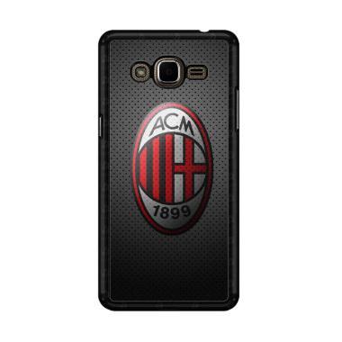 Acc Hp Ac Milan Carbon O1021 Custom Casing for Samsung J2 2015