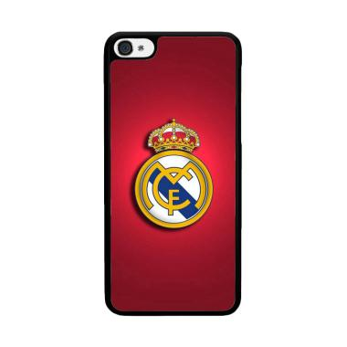 Acc Hp Real Madrid Red O0452 Custom Casing for iPhone 5C