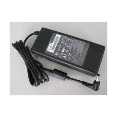 harga Charger ADAPTOR laptop Asus X550 X550D X550DP X550Z 19V 4.74 COMPATI hitam Blibli.com