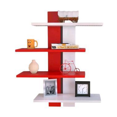 Arts Floating Shelves Rak Dinding Minimalis [2 Warna]
