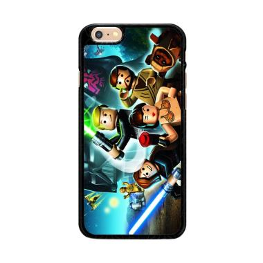 harga Flazzstore Star Wars Lego Down Y1959 Premium Casing for iPhone 6 Plus or iPhone 6S Plus Blibli.com