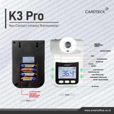 harga K3 Pro Infrared Thermometer Komplit Standing Tripod Charger & Software Muticolor Blibli.com
