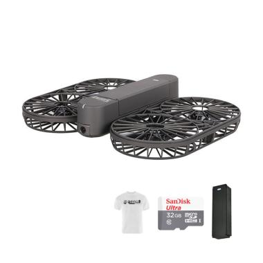 Brica Invra 5 Alpha AirSelfie Delux ... l Spare Battery + T-Shirt