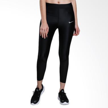 NIKE Women Running Speed Cool Tight ...  Wanita [ 7_8 891014-010]