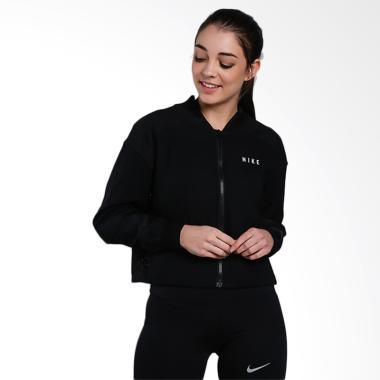 NIKE Women Bomber Mesh Jacket Olahraga Wanita [922102-010]